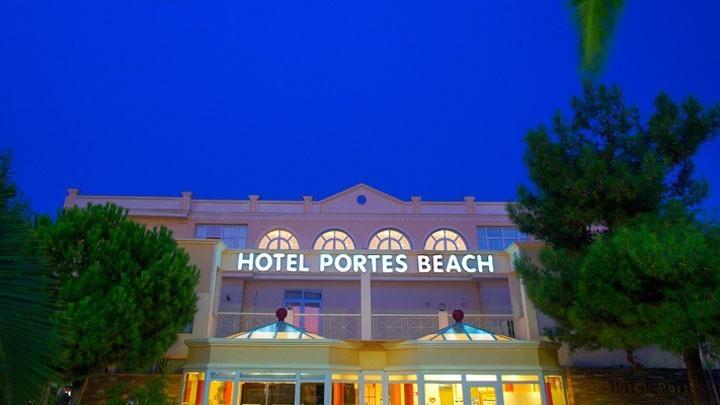 Portes-Beach